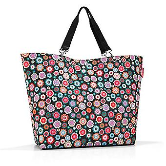 Reisenthel shopper XL Beach bag 68 cm 35 liters Multicolor (Happy Flowers)