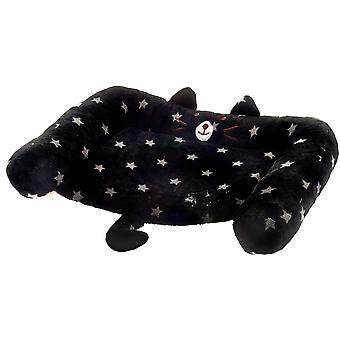 Ferribiella Crib Cat Sofa with Starry Pattern (Cats , Bedding , Beds)