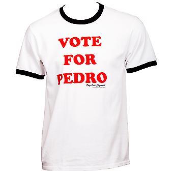 Napoleon Dynamite Äänestä Pedro Ringer T-paita
