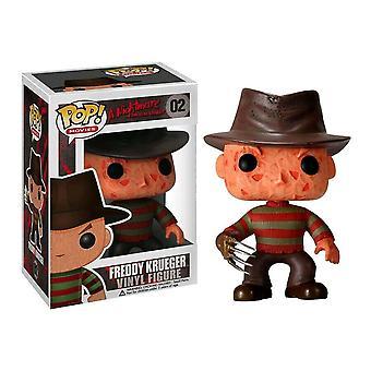 Painajainen Elm Streetin Freddy Krueger Pop! Vinyyli