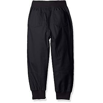 Eddie Bauer Big Boys' Twill Pant (Mai multe stiluri disponibile), Navy-AHGE, 12