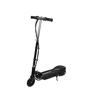 RideonToys4u 24V Electric Folding Scooter 5.5 Inch Wheels Black Ages 14 Years+