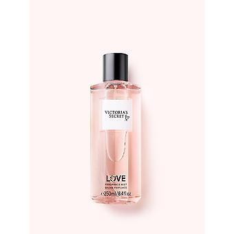 (2 Pack) Victoria's Secret Love Fragrance Mist 250 ml/8.4 fl oz