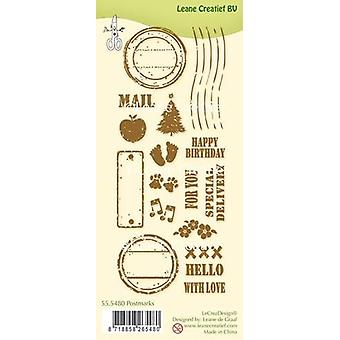 Leane Creatief Cachets Clear Stamp