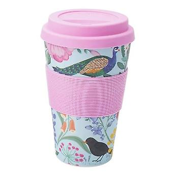 CGB Giftware British Birds Travel Mok