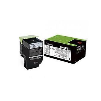 Lexmark 808Ske Black Standard Yield Toner Cartridge Corporate Tone