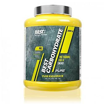 Best Protein Best Carbohydrate 2000 gr