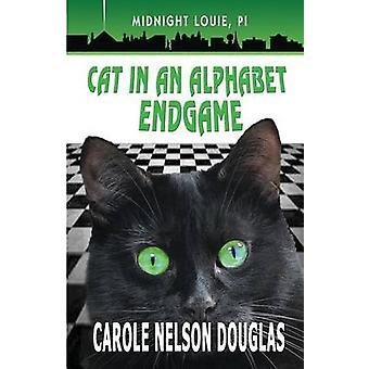 Cat in an Alphabet Endgame A Midnight Louie Mystery by Douglas & Carole Nelson