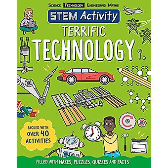 STEM Activity - Terrific Technology by Claire Sipi - 9781783123605 Book