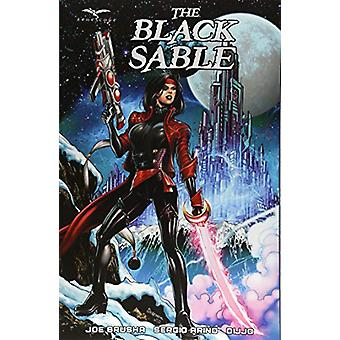 The Black Sable by Joe Brusha - 9781942275732 Book