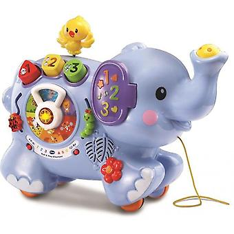 VTech 505803 Pull and Play Elephant
