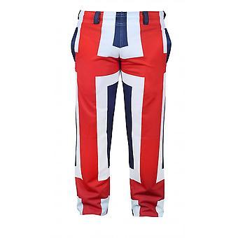Union Jack Wear Union Jack Golf Fancy Dress Trousers