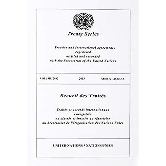 Treaty Series 2942 (English/French Edition) by United Nations Office