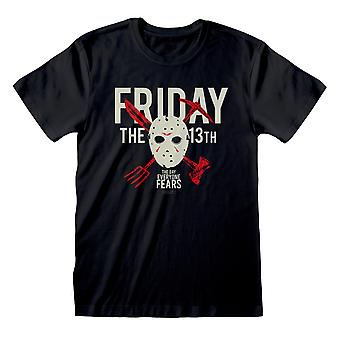 Friday the 13th The Day Men's T-Shirt | Official Merchandise