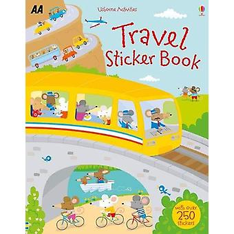 Travel Sticker Book - 9780749581619 Book