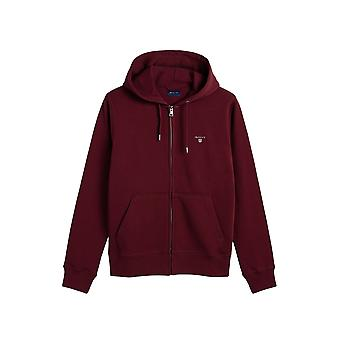 Gant Men's Original Full-Zip Hoodie