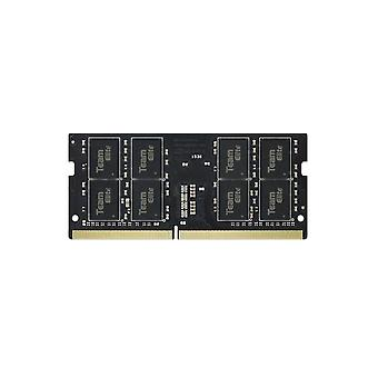 Team Group 1X8Gb Elite Sodimm 2666 Mhz Ddr4 Laptop Memory