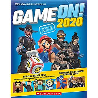 Game On! 2020 by Future Publishing - 9781338575699 Book