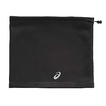 Asics Running Exercise Fitness Thermal Tube Neck Warmer Black