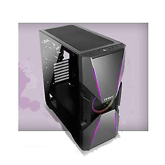 Antec Da601 Argb Control Atx Eatx Tempered Glass 7X Pci Gaming Case