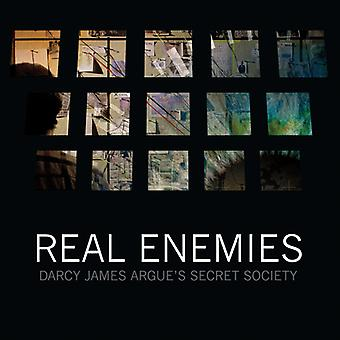 Argue / Darcy James Argue's Secret Society - Real Enemies [CD] USA import