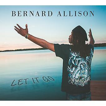Allison*Bernard - Let It Go [CD] USA import