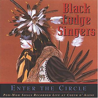 Black Lodge Singers - Enter the Circle-Pow Wow Songs [CD] USA import
