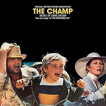 Soundtrack - Champ the [CD] USA import