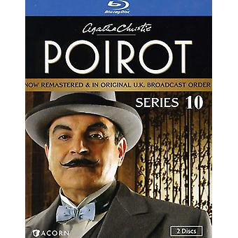 Agatha Christie's Poirot: Series 10 [Blu-ray] [BLU-RAY] USA import