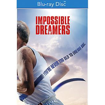 Impossible Dreamers [Blu-ray] USA import