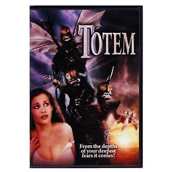 Totem [DVD] USA import