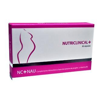 Nc + Nau Nutriclinical + 30 capsules
