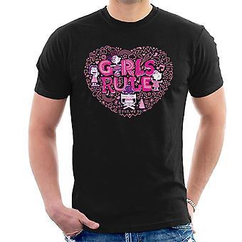 Peanuts Girls Regel Marcie Män & Apos, s T-Shirt