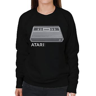 Atari 2600 Video Computer System Women's Sweatshirt