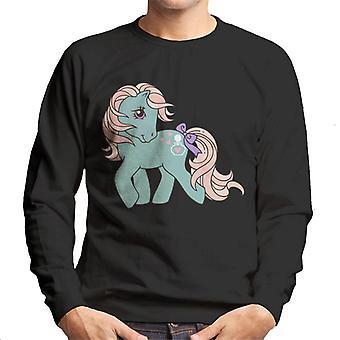 My Little Pony Blue Mist Men's Sweatshirt