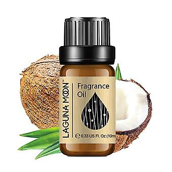 Fragrance 10ml Oil Essential Oils Coconut Oil Jasmine Orange Peppermint Patchouli Oil For Perfume Humidifier Diffuser