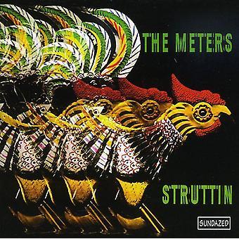Meters - Struttin' [CD] USA import
