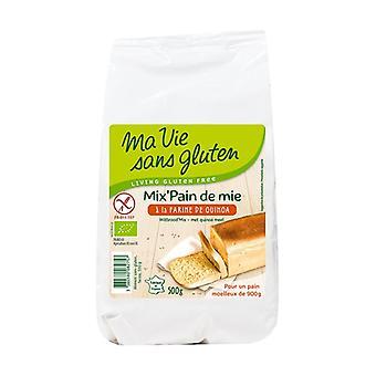 ミックスアポ; パン粉キヌア小麦粉 BIO 500 g
