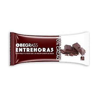 Obegrass Tussen Uren Bar (Dark Chocolate) 1 eenheid