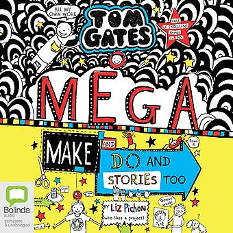 Mega Make and Do and Stories Too by Pichon & Liz