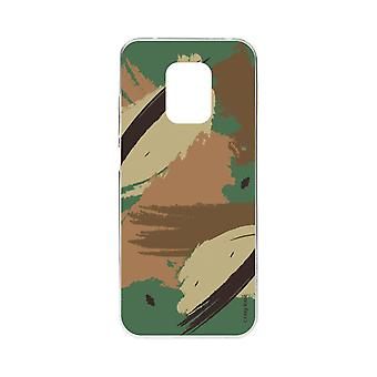 Hull For Xiaomi Redmi Note 9 Pro Soft Camouflage
