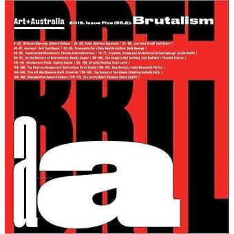 Art  Australia Issue Five 55. 2 Brutalism by Colless &  & Edward