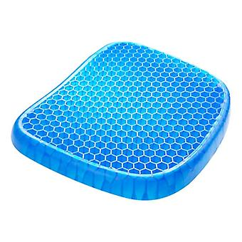 Nonslip Soft And Comfortable Ice Pad Gel Cushion For Outdoor, Office Chair,