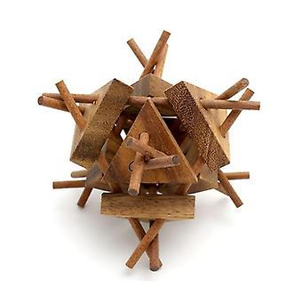 Stick Structure Puzzle