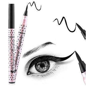 Čierna dlhotrvajúca ceruzka na očné linky - nepremokavé očné linky Kozmetika