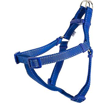 Ancol Padded Exercise Harness - Small (19 inch) - Blue