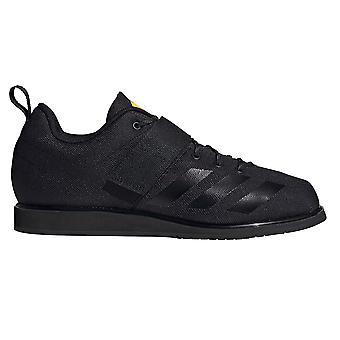 adidas Powerlift 4 رجال رفع الأثقال رفع الأحذية الأسود / الذهب