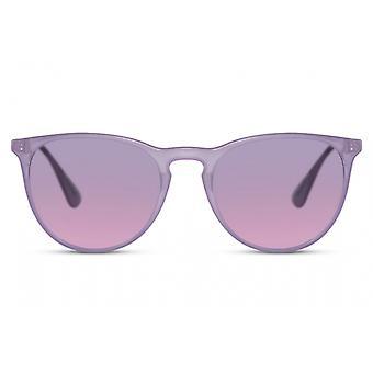 النظارات الشمسية المرأة بانتو كامل حافة كات. 3 زوج / بنفسجي