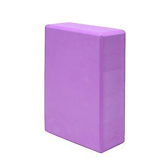 Ganvol jooga lohko 23 * 15 * 7,5 cm 180-200g- violetti - 1014204