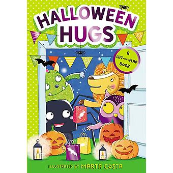 Halloween Hugs by Illustrated by Marta Costa